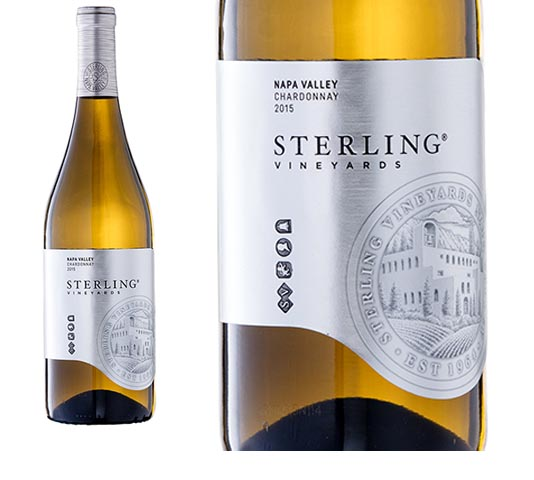 Sterling Vineyards Chardonnay
